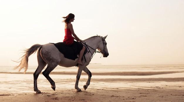 Terapija s konjem (foto: shutterstock)