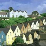 Vrstne hišice, značilne za irsko podeželje ... (foto: promocijsko)