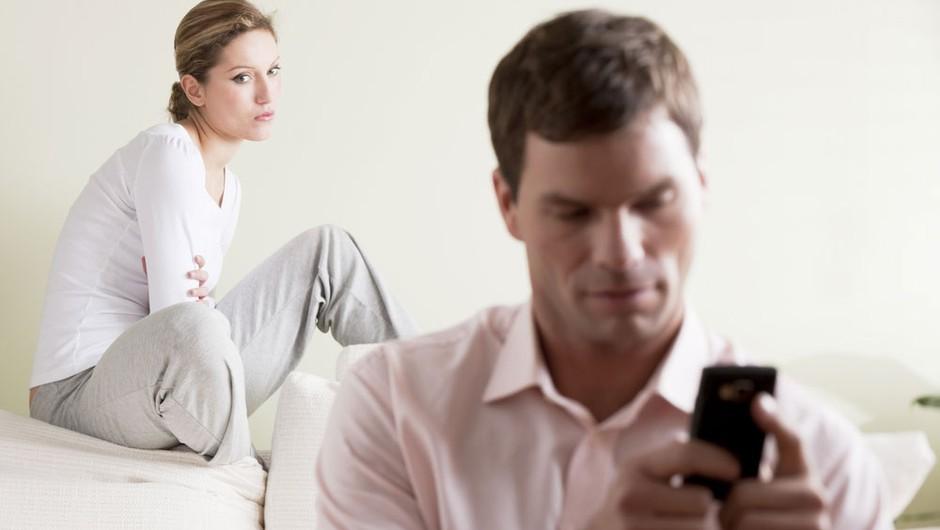 Koliko ljubosumja prenese ljubezen? (foto: Shutterstock)