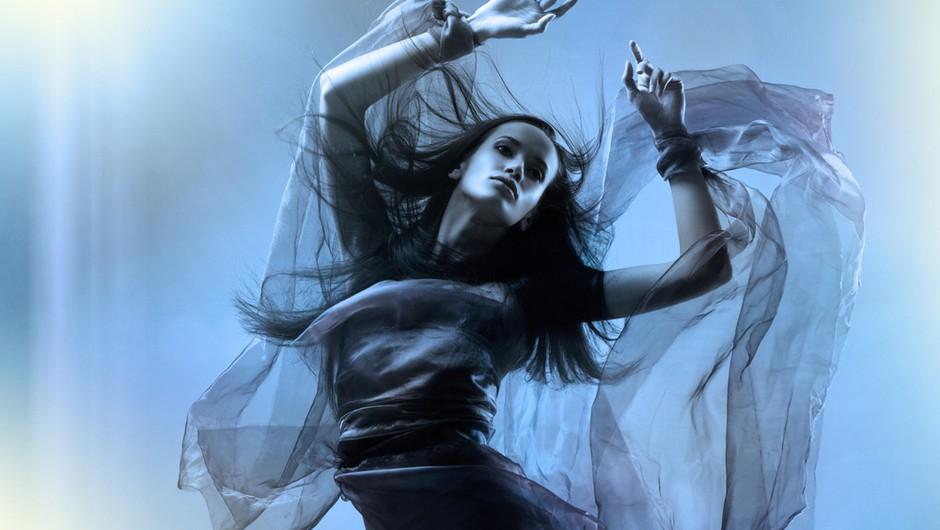 Formlaessence - ples brez forme (foto: Shutterstock)