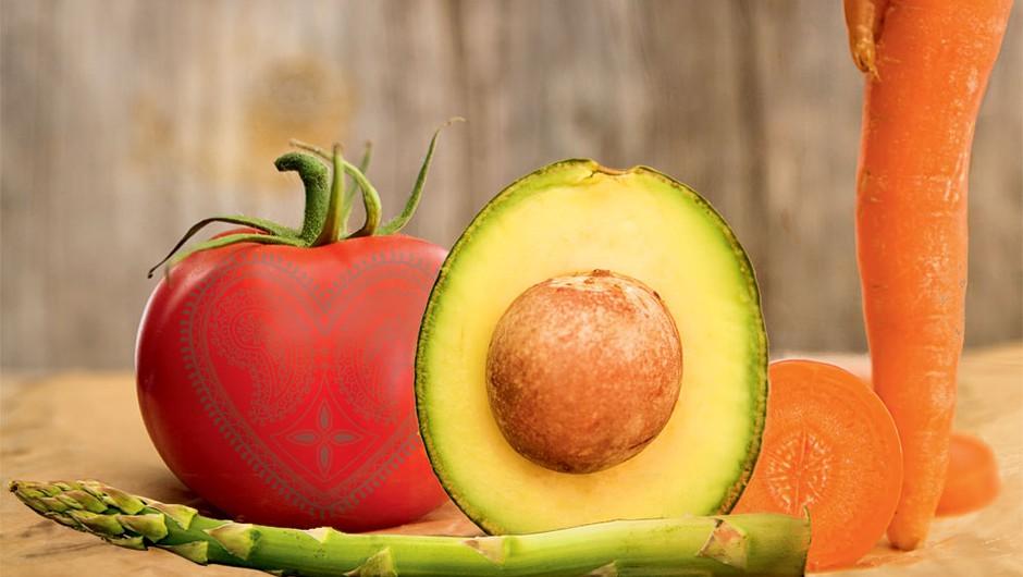 Da bi iz hrane potegnili kar največ, je pomembno, da znamo živila pravilno kombinirati. (foto: Kristina Lenard)