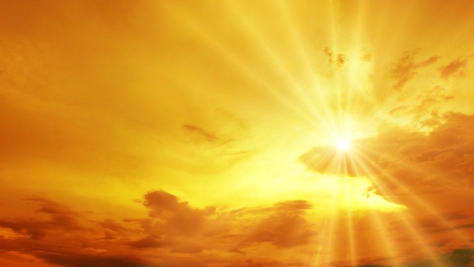 V svoj prostor spustite sončne žarke (foto: Shutterstock)