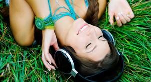 Umirjanje in sproščanje z glasbo
