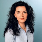 """Snežana Grabljevec: """"Svoje solze sem pomešala z barvami in jih izlila na platno..."""" (foto: Osebni arhiv)"""