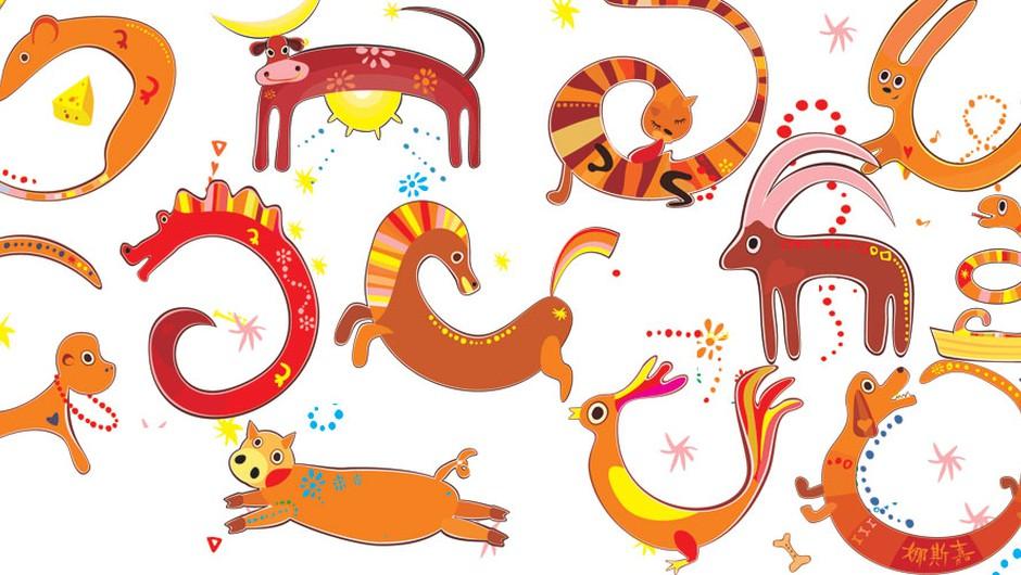Kitajski horoskop - sorodne duše. (foto: Shutterstock)