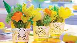 Male ideje, ki vam bodo pričarale pomladansko veselje