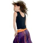 Kristina De Ventus, ples brez forme (foto: Helena Kermelj)