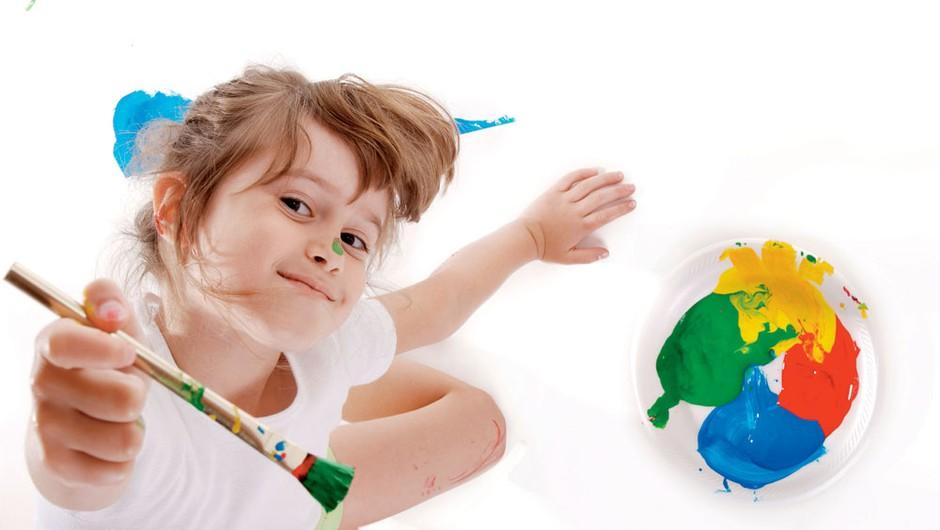 Kaj risbe otrok povedo o njihovem notranjem svetu (foto: Shutterstock)