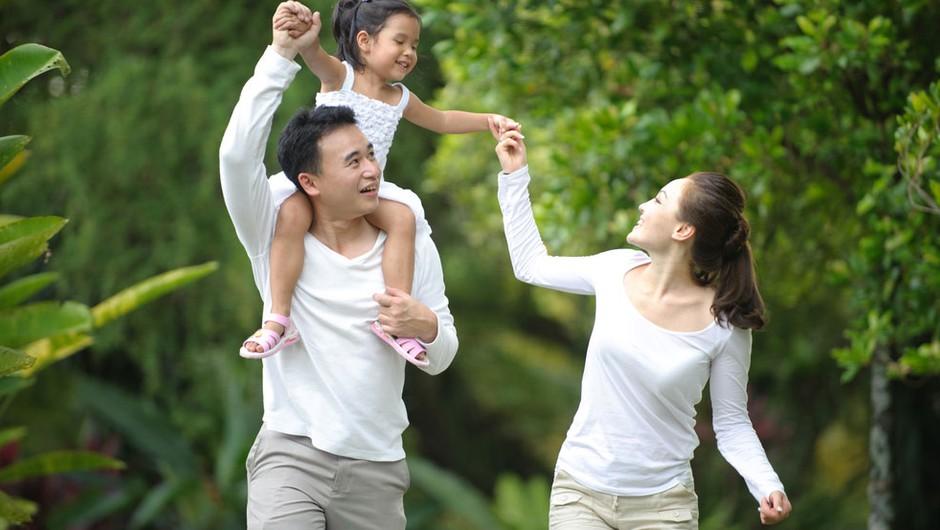 Starševstvo v Aziji in potrpežljivi otroci (foto: Shutterstock)