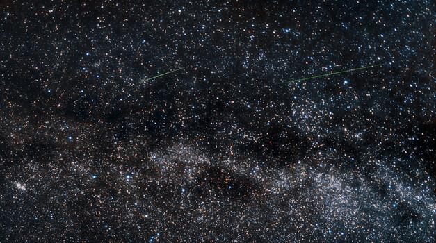 Čas je za zvezdne utrinke! (foto: Shutterstock)