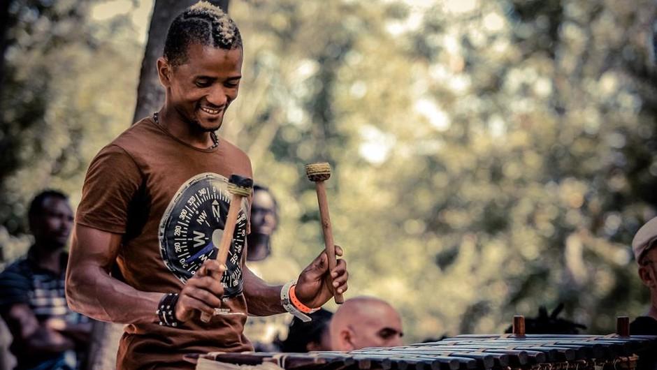 BAOFEST 2012 - festival afriške kulture se nadaljuje v ritmu zahodnoafriških bobnov (foto: Arhiv Baofest.si)