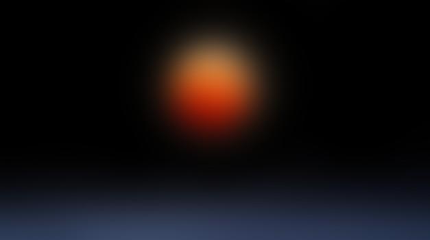 Prvi pomladanski lunin mrk (25. 4. 2013)
