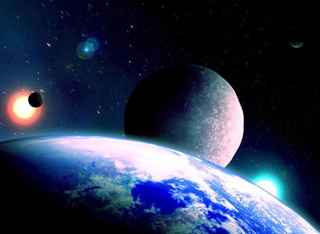 Vpliv planetov v ponedeljek: Čas povezovanja in pomoči drug drugemu (foto: Shutterstock)