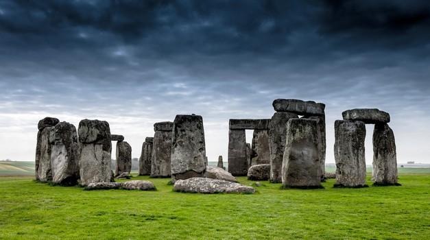 Kdo je zgradil Stonehenge? (foto: Edward Haylan / Shutterstock)