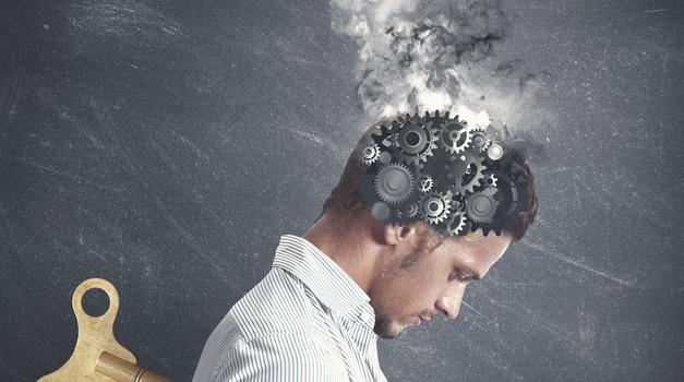 Možgani vas prepričajo, da ste slabe volje (foto: alphaspirit / Shutterstock)