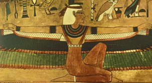 Tempeljska spolnost - prastari obredi, v katerih se zgodi srečanje božanskega in materije