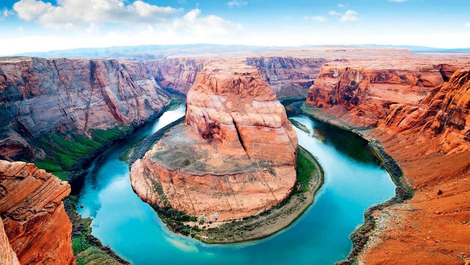 Grand Canyon – Arizona, ZDA (foto: Shutterstock)