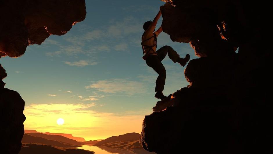 Ne moremo biti uspešni, če se bojimo neuspehov (foto: Shutterstock)