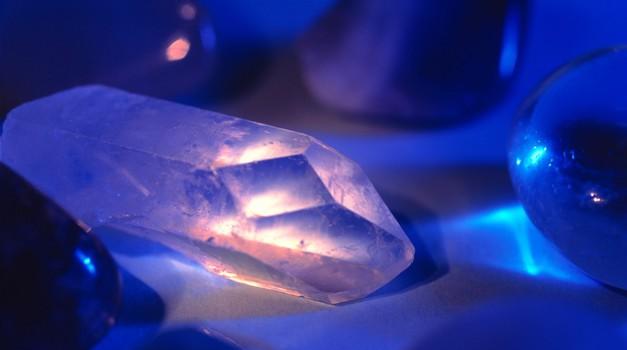Kristali zdravijo na energetski ravni, zato zdravijo vzrok bolezni. (foto: Profimedia)