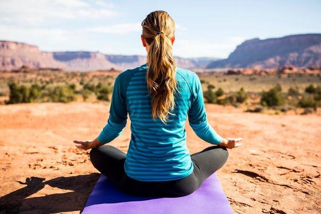 Ko smo pozorni, teče energija duše v um in v telo (foto: Profimedia)