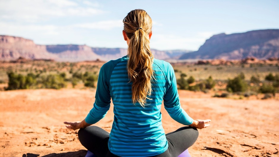Bolj kot smo povezani s kozmično dušo, bolj smo inteligentni, veseli in zdravi (foto: Profimedia)