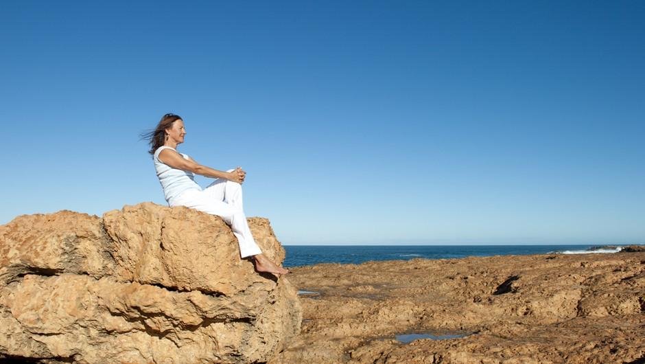 Najmočnejši smo, če izhajamo iz sebe (foto: Shutterstock)