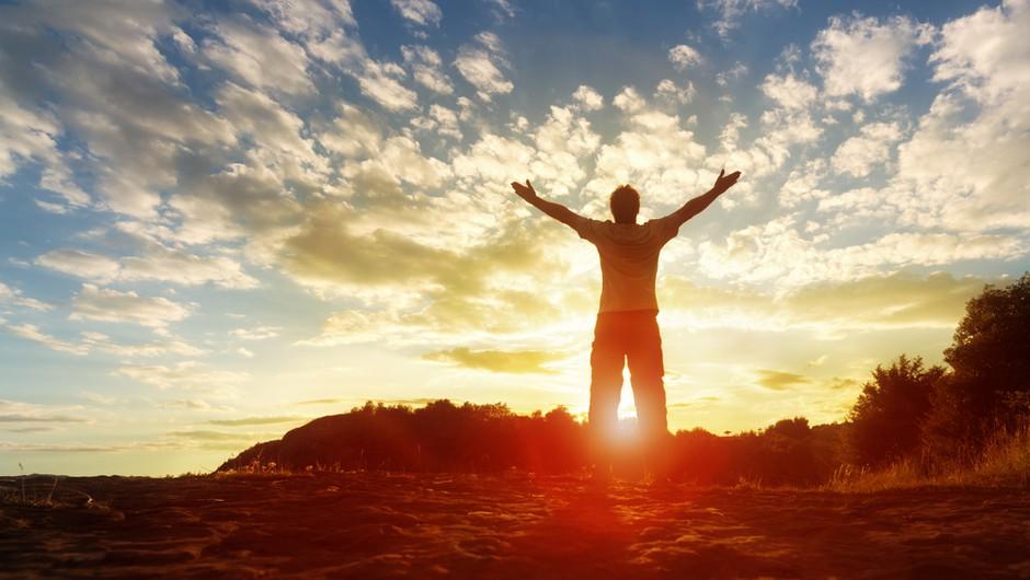 Sporočilo za današnji dan: Odpuščajte (foto: Shutterstock)