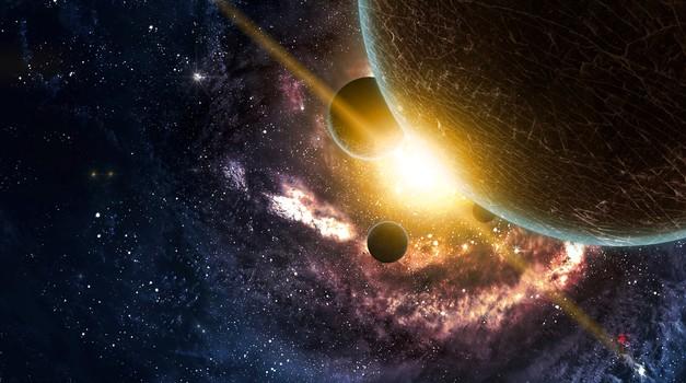 Vpliv planetov v četrtek: Previdno na poslovnem področju (foto: Shutterstock)