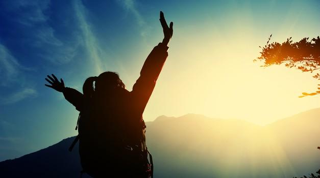 Sporočilo za današnji dan: Odprite se (foto: Shutterstock)