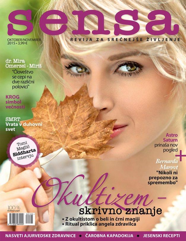 Sensa - oktober/november 2015