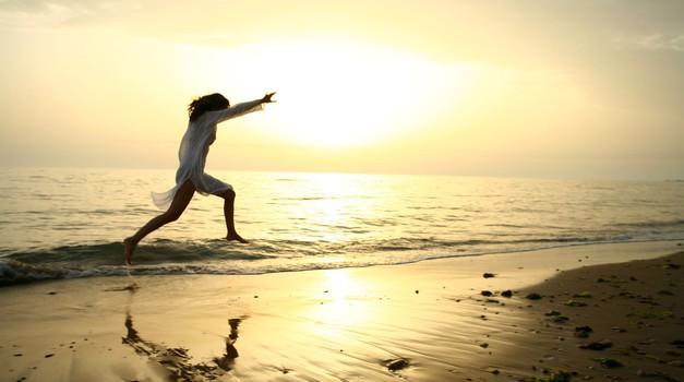 """Diana Vlahinič: """"Sonce je ključno za naše življenje, brez njega tudi življenja ni."""" (foto: Profimedia)"""