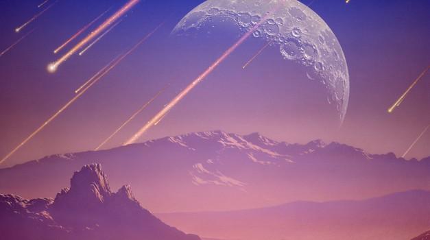 Ne zamudite čarobnega meteorskega dežja! (foto: Profimedia)