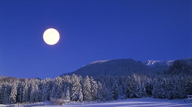 Še zadnja super in polna luna tega leta (foto: profimedia)