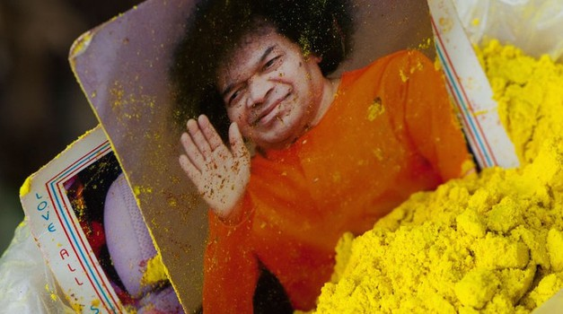 """Sai Baba: """"Človeštvo dviguje svojo zavest kot nikoli poprej."""" (foto: profimedia)"""