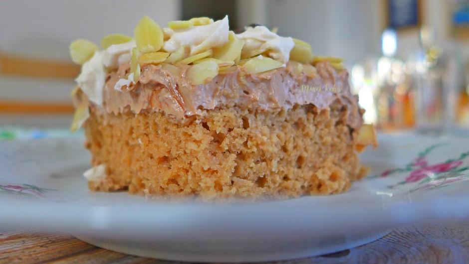 Recept: Mandljev kolač (foto: jasmina Hrastovec)