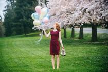baloni-zenska