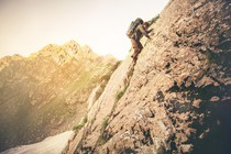 plazanje-plezalec-gore