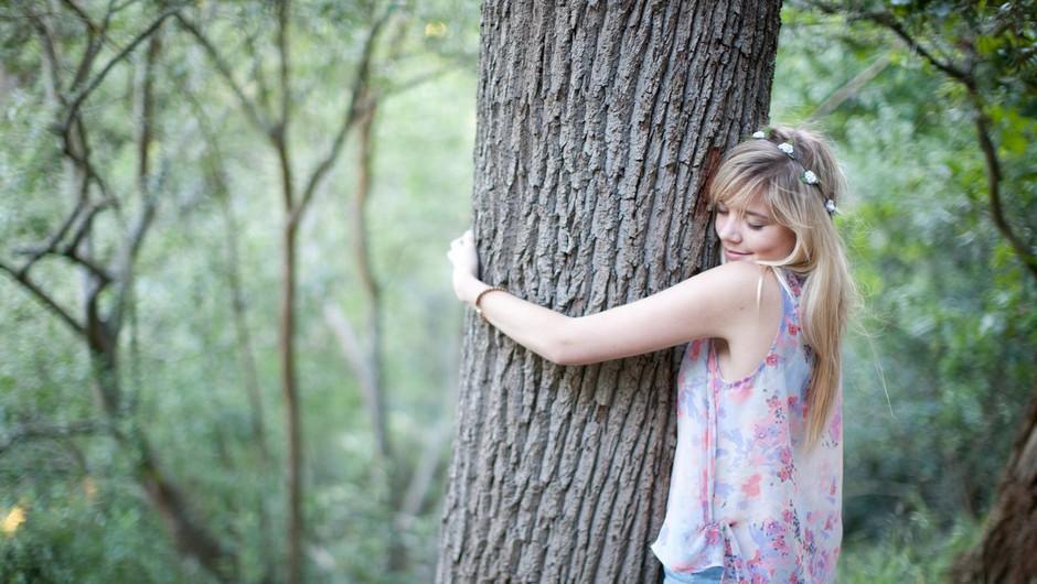 Katero drevo bi morali večkrat objeti? (foto: profimedia)