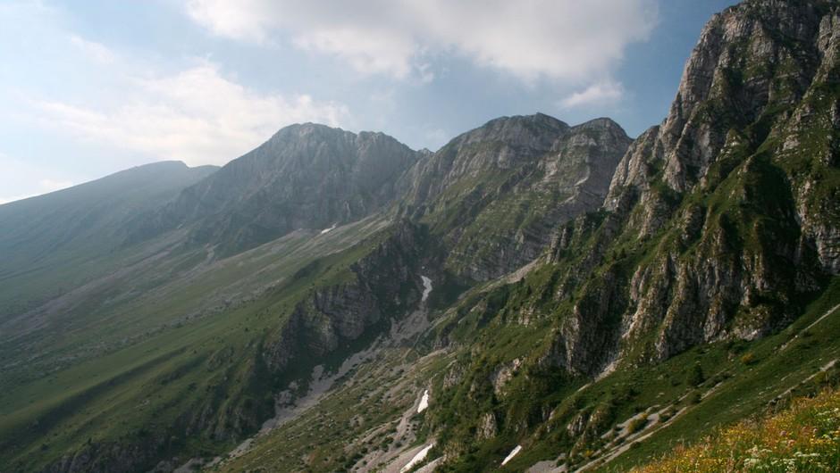 Po 12 letih molka: Kozmično-zemeljski most pod sveto goro Krn (foto: profimedia)