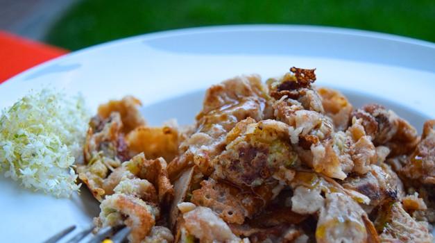 """Recept: Bezgov """"šmorn"""" (veganski) (foto: Ana Vehovar)"""