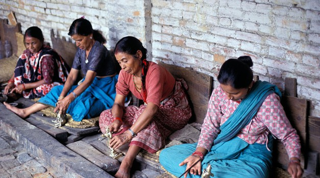 Inspiracijska zgodba: Trgovec, ki je imel 4 žene (foto: profimedia)