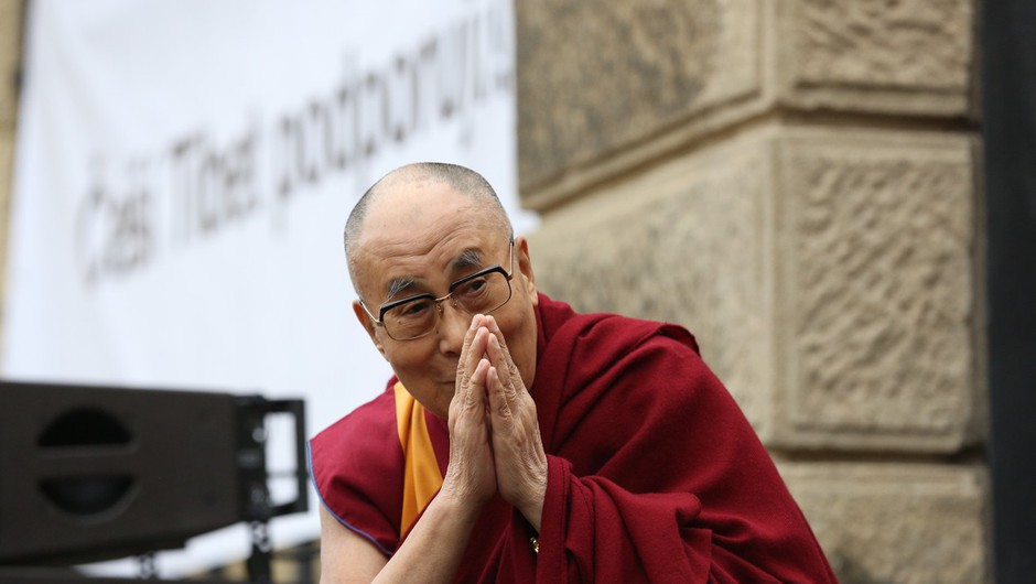 Dalajlama (foto: profimedia)