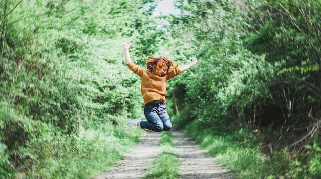 12 načinov, da končno zaživite v sedanjem trenutku (foto: profimedia)
