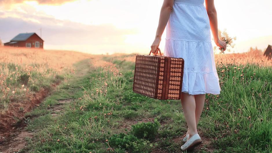 Ko hodiš, pojdi zmeraj do konca (foto: profimedia)