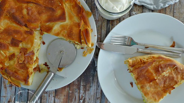 Recept: Burek ali pita s tofujem (foto: profimedia)