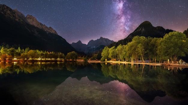 Zakaj bi morali večkrat opazovati zvezde (foto: Aleš Krivec)