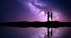6 znakov, da imate z nekom kozmično povezavo