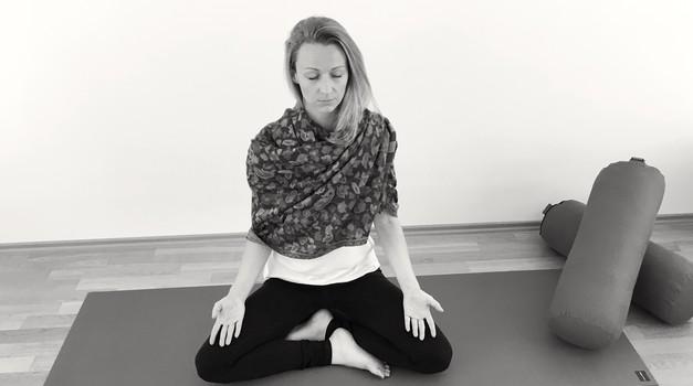 Meditacija: podrobni in uporabni napotki za začetnike (foto: osebni arhiv/Špela Sila)
