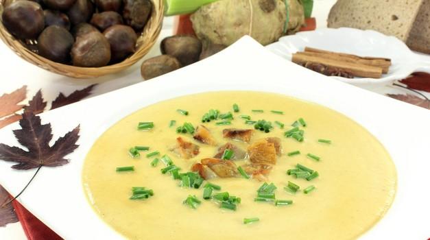 Recept: Kostanjeva juha (foto: profimedia)