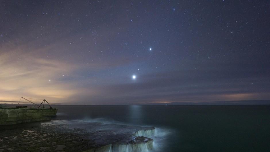 Srečanje Marsa in Venere (5. oktober) – Novo potovanje k ljubezni (foto: profimedia)